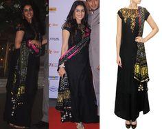 Genelia D'souza in Tisha Saksena #perniaspopupshop #shopnow #celebritycloset #designer #clothing #accessories