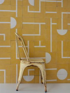 Carreaux de ciment motif géométrique - Joli Place