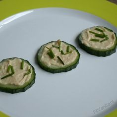 Simple but delicious snack! #vegan #vegetarian #healthy #food // FitVanilla