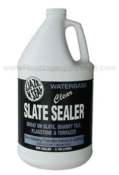 Glaze N Seal Slate Sealer Gallon - Icybid.com Best Ebay Alternative Online Auctions