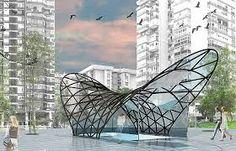 arquitectura en el metro - Bocas de metro