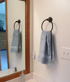 A Hanging How-To | The Harpster Home