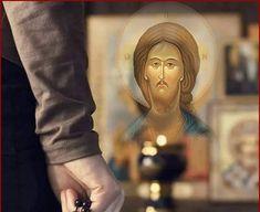 Τότε μου είπε το εξής εκπληκτικό…:Φίλε,μακριά από το Χριστό έτσι καταντάς! Orthodox Icons, Princess Zelda, Faith, Artwork, Fictional Characters, God, Work Of Art, Auguste Rodin Artwork, Artworks