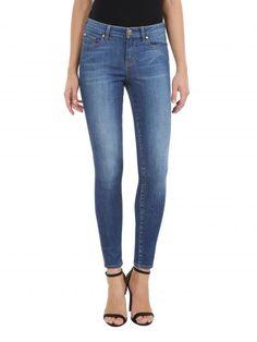 Sabina Skinny 7/8 Jeans