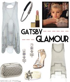 Gatsby-Inspired Fashion