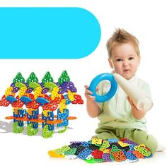 [$2.66] Geometric Snowflake Fight Inserted Educational Toys Piece (specification: A Pack Of 10 Color Mix)