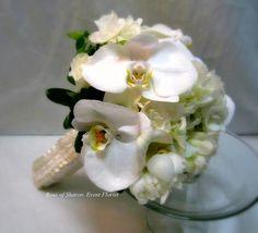 Orchids Wedding Bouquet