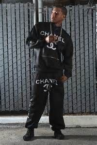 Pin by Jess Brooks on Chanel Sweat Suit | Suits, Chanel