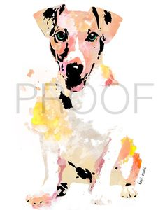// Dodger the Jack Russell by freeinthelines; isn't he just darling!?