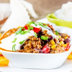 Godly chilli con carne!
