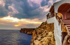 Travel to Spain, photography guide to #Menorca http://malloryontravel.com/2016/05/slideguides/guide-to-menorca-spain/ | #BalearicIslands #Spain #PhotographyGuide #monuments #fortresses