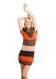 Curve Appeal Cowl Neck Soft Weave Sweater with Dolman Cap Sleeves $22.50