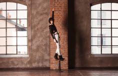 'Per Lei magazine feb issue' #Photographer - Debora Pota #Stylist - Valentina Fino #Mua - Elena Gentile Assistant - Juliet Labdiën #fashion #style #beauty #model #andrealeigh #2morrowmodels #magazine #editorial #desigual #h&m #zara