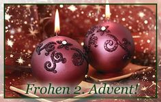 Frohen 2. Advent Bilder - Free eCards - Grusskarten