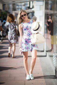 #InStyleTips: Cómo usar tenis blancos como una fashionista - InStyle