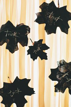 Pin for Later: DIY This Stylishly Spooky Halloween Decor