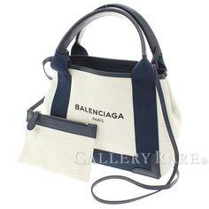 バレンシアガ ハンドバッグ ネイビーカバ XS 2wayショルダーバッグ 390346 ポーチ付 BALENCIAGA バッグ クロスボディバッグ