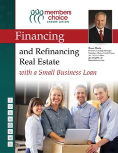 Financing and Refinancing Real Estate with a Small Business Loan eBook