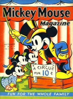 Mickey Mouse Magazine #25