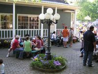 Old Town Spring Provides An Escape While Bringing Small Business Charm To The Large City  www.JoeCallahanRealEstate.com