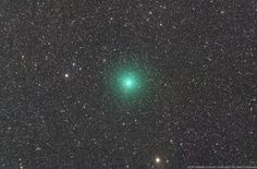 252P/LINEAR comet in Ophiuchus on 14th April 2016.