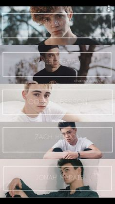 65 trendy Ideas for photography people men life Zach Herron, Jack Avery, Corbyn Besson, Fangirl, Why Dont We Imagines, Why Dont We Band, Boys Wallpaper, Music Wallpaper, Cool Bands