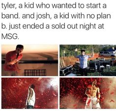 |-/  I'm so proud of them the year I've known them I knew they were gunna get better and better everyday and they are now accomplishing their dreams I love them and how they have helped me and many more. -Savvy
