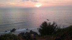 Sunset: -- no one around - Just You & the Sun...! @Softtek #photobook