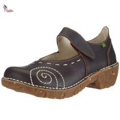 af93ed30130a7a El Naturalista Ballerine YGGDRASIL (marron)  Amazon.fr  Chaussures et Sacs