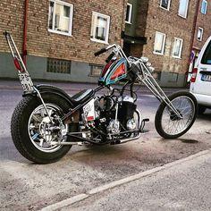 Honda Chopper