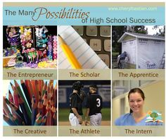 The Many Possibilities of High School Success
