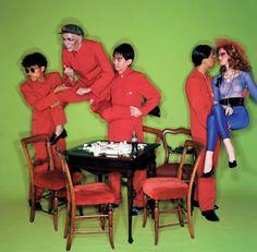 ボウイ、YMO、ブロンディ、ザ・ジャム他 パンク/ニューウェイヴの有名アルバムのカヴァー撮影舞台裏をフィーチャーした写真集、サンプル公開 - amass