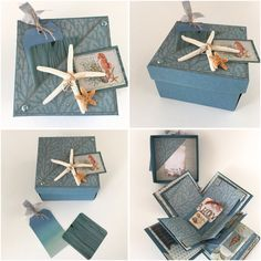 Explosión de caja caja de explosión vacaciones por CallMeCraftie
