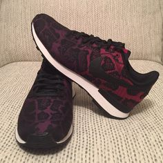 Nike Internationalist RARE Nike Internationalist Jacquard leopard print pink/purple/black. ONLY ONE PAIR! New in half box (no lid) w label. Nike Shoes Athletic Shoes