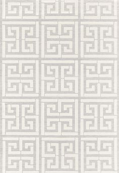 Greek Key Sisal in Silver (5005690) http://www.fschumacher.com/search/ProductDetail.aspx?sku=5005690