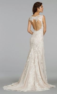 Alvina Valenta Wedding Dresses Spring 2014 Collection - MODwedding