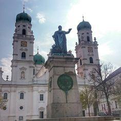 Cathedral of Passau  . . #passau #niederbayern #bayern #bavaria #visitbavaria…