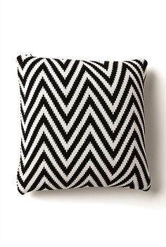 Latest Women's Fashion for Spring & Summer 2013 | Witchery Online - Knitted Zig Zag Cushion
