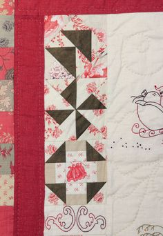 christmas in italy quilt | ... > Products > Christmas in Italy Bock of the Month Quilt Pattern Set
