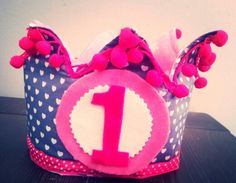 Verjaardagskroon meisje, 1