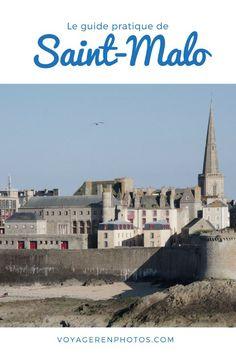 Le guide pour découvrir Saint Malo : la ville fortifiée, la plage du Sablon. Retrouvez dans cet articles mes bonnes adresses : crêperie, hôtel,...