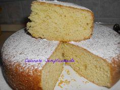 cucinare semplicemente: tortina alla ricotta e formaggio morbido