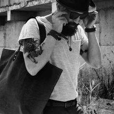 Street style by Erhan Oluk TattooStage.com - Rate & Review your tattoo artist and his studio. #tattoo #tattoos #ink