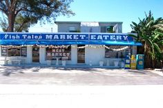 Photo of Fish Tales Market & Eatery - Keys trip, they'll cook your catch of the day. Fresh seafood take out too. Marathon Florida Keys, Marathon Key, Seafood Place, Fresh Seafood, Photos Of Fish, Seafood Market, Fish Tales, Key West Florida, Florida Vacation