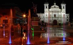 Plaza De Los Dolores, Tegucigalpa, Honduras
