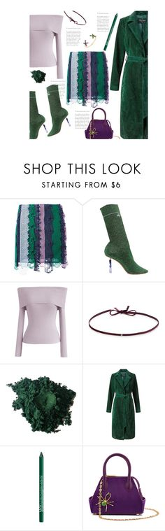 """So Cute: Mini Bags'"" by dianefantasy ❤ liked on Polyvore featuring Versace, Vetements, Chicwish, Finn, Miss Selfridge, NYX, La Perla, Ruifier, polyvorecommunity and polyvoreeditorial"