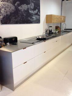 Hamran kitchen White