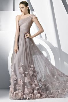 Great for a wedding vow renewal! Or MOB or a Bride that wants color. $350.    Shop beautiful 2012 Wedding Dresses Hot Selling Wedding Dresses A Line One shoulder Floor length online affordable for big discount
