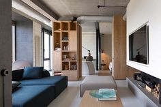 NPL. Penthouse - Picture gallery #architecture #interiordesign #livingroom