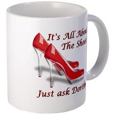 Yes.. Yes it is!!! A great pair of shoes makes for a great day!!